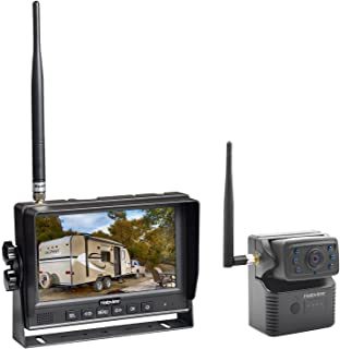 $349 » Haloview Handy 7 Wireless Backup Rear View Hitch Camera and Monitor System for RV/Trailer/Pickup