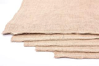 Garden/Patio Burlap Bags (Jute), 10 oz. (Food Grade & Sack Race) Size 40