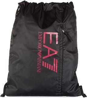 fa2555555e Emporio Armani EA7 mochila bolso de hombre en Nylon nuevo train prime negro