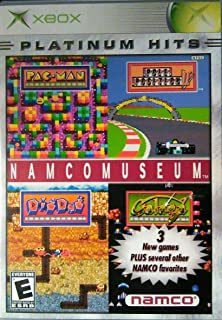 play namco museum online