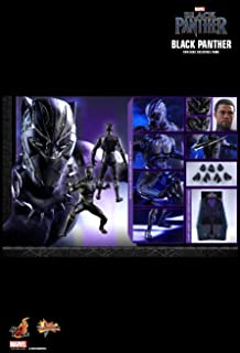 Hot Toys MMS470 - Marvel Comics - Black Panther - T'Challa