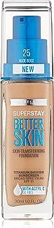 Maybelline New York Super Stay Better Skin Foundation, Nude Beige, 1 fl. oz.