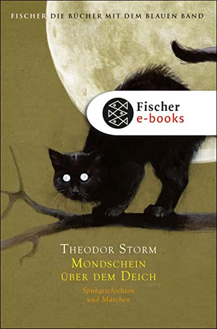 Mondschein über dem Deich: Spukgeschichten und Märchen (Die Bücher mit dem blauen Band 11) (German Edition)