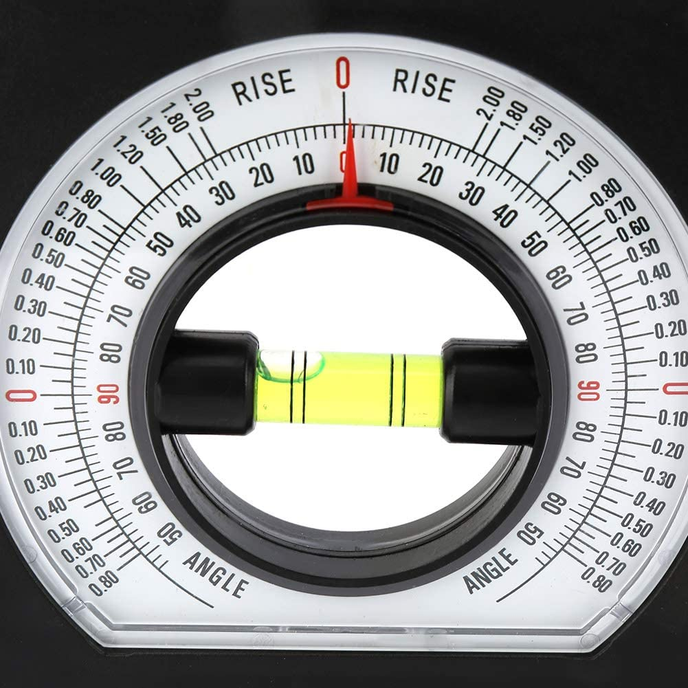 Be super welcome Multifunction mart Slope Meter Easy Reading Wear Clear Scales Resist