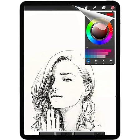 JPフィルター専門製造所 iPad Air 4用のフィルム 紙のようなフィルム ペーパーのようなフィルム iPad 10.9インチ用のフィルム 紙のような描き心地 反射低減 非光沢 ペン先磨耗防止 保護フィルム iPad Pro 11 インチ用のペーパーのようなフィルム