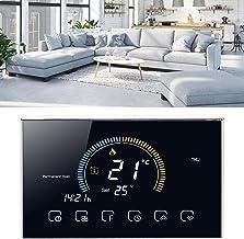 Thermostat à écran tactile, thermostat intelligent à mémoire de données de mise hors tension pour bureau pour chambre(BHT-...