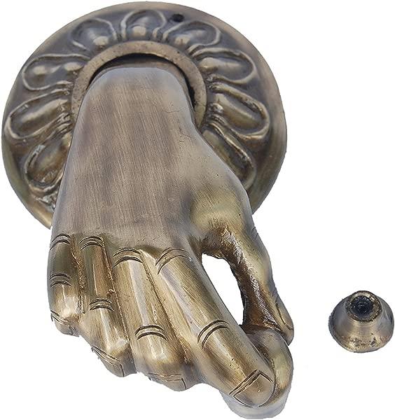Aakrati 手造型门环装饰雕塑