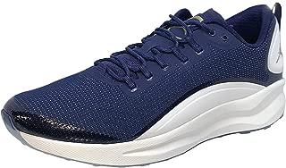 Mens AIR Jordan Zoom Tenacity Shoe (13 M US, College Navy/Metallic Gold)