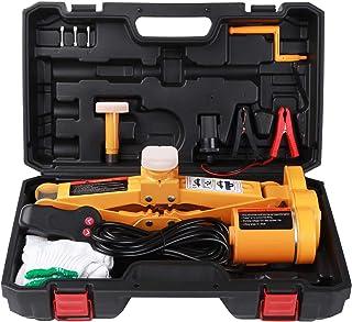 Monico Hydraulic Jack 2 Tonne Floor Trolley Jack Car Van Garage Emergency Car Tyre Repair Changing Tool Universal Tonne Hi...