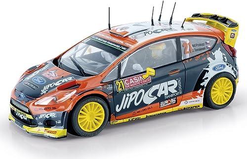 Ford Fiesta RS WRC Jipocar Rally Montecarlo 2005  21 Martin Prokop