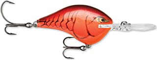 "Rapala Ike's Custom Ink Crankbait (Demon, DT06 - 2"")"