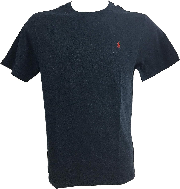Polo Ralph Lauren boys Cotton Jersey Crew Neck T-shirt (Little Kids/Big Kids)