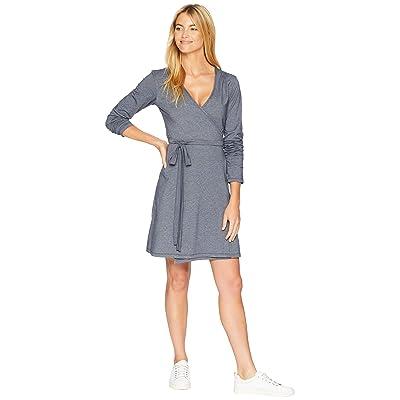 Stonewear Designs Orchard Long Sleeve Dress (Navy) Women