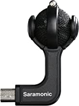 Microphone for Gopro,Saramonic Mini USB Mic microphone Adapter accessories for Gopro hero 3 3+ 4 and Digital Cameras