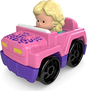 Fisher-Price Little PeopleWheelies Vehicle, 4x4