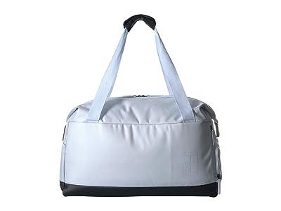 Nike Court Advantage Tennis Duffel Bag (Half Blue/Oil Grey/Half Blue) Duffel Bags