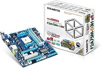 Gigabyte GA-F2A75M-D3H Socket FM2 (Hudson D3) HDMI SATA 6Gb/s USB 3.0 Micro ATX Motherboard