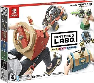 Nintendo Labo Toy-Con 03: Vehicle Kit - Switch