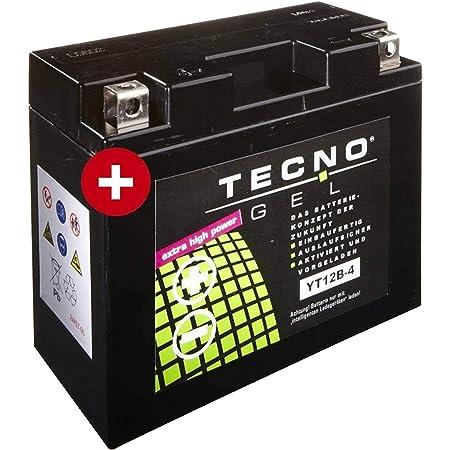 Gel Batterie Für Yamaha Yzf R1 2000 2001 Typ Rn04 Wartungsfrei Inkl Pfand 7 50 Auto