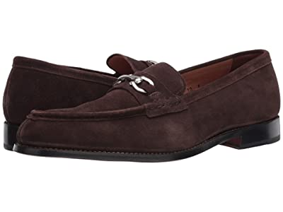 Grenson Hamilton Loafer (Chocolate Suede) Men