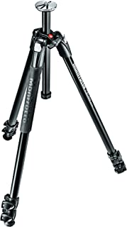 Manfrotto 290 Xtra Aluminum 3-Section Tripod (MT290XTA3US)