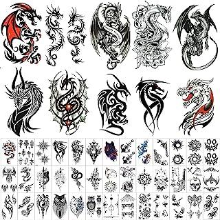 Dragon tattoo flash tribal Tattoos Book:
