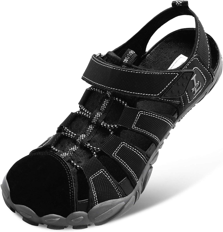 JIASUQI Athletic Hiking Water Shoes Barefoot Aqua Swim Sports Sandals Walking Shoes for Women Men
