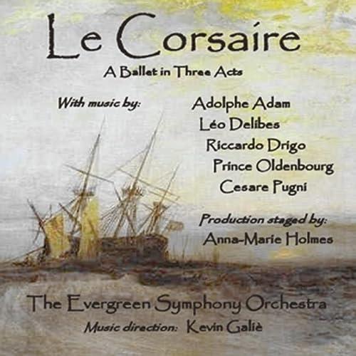 Le Corsaire Act Iii 4 Le Jardin Anime Waltz By Evergreen