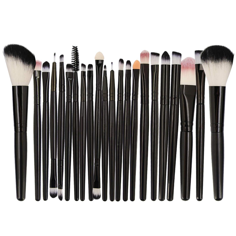 22Pcs Makeup Brushes Set Face Foundation Max 44% OFF Shadow Blush Powder Eye Max 64% OFF