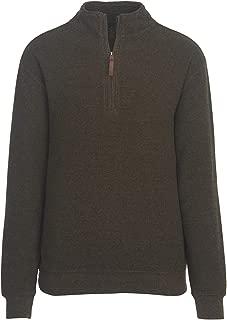 Men's Bromley Half-Zip Sweater