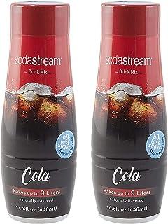 SodaStream Cola, 440ml 2 Pack, 14.8 Fl Oz