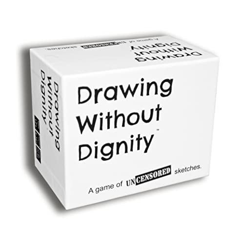 Drawing Without Dignity - an Adult Party Game