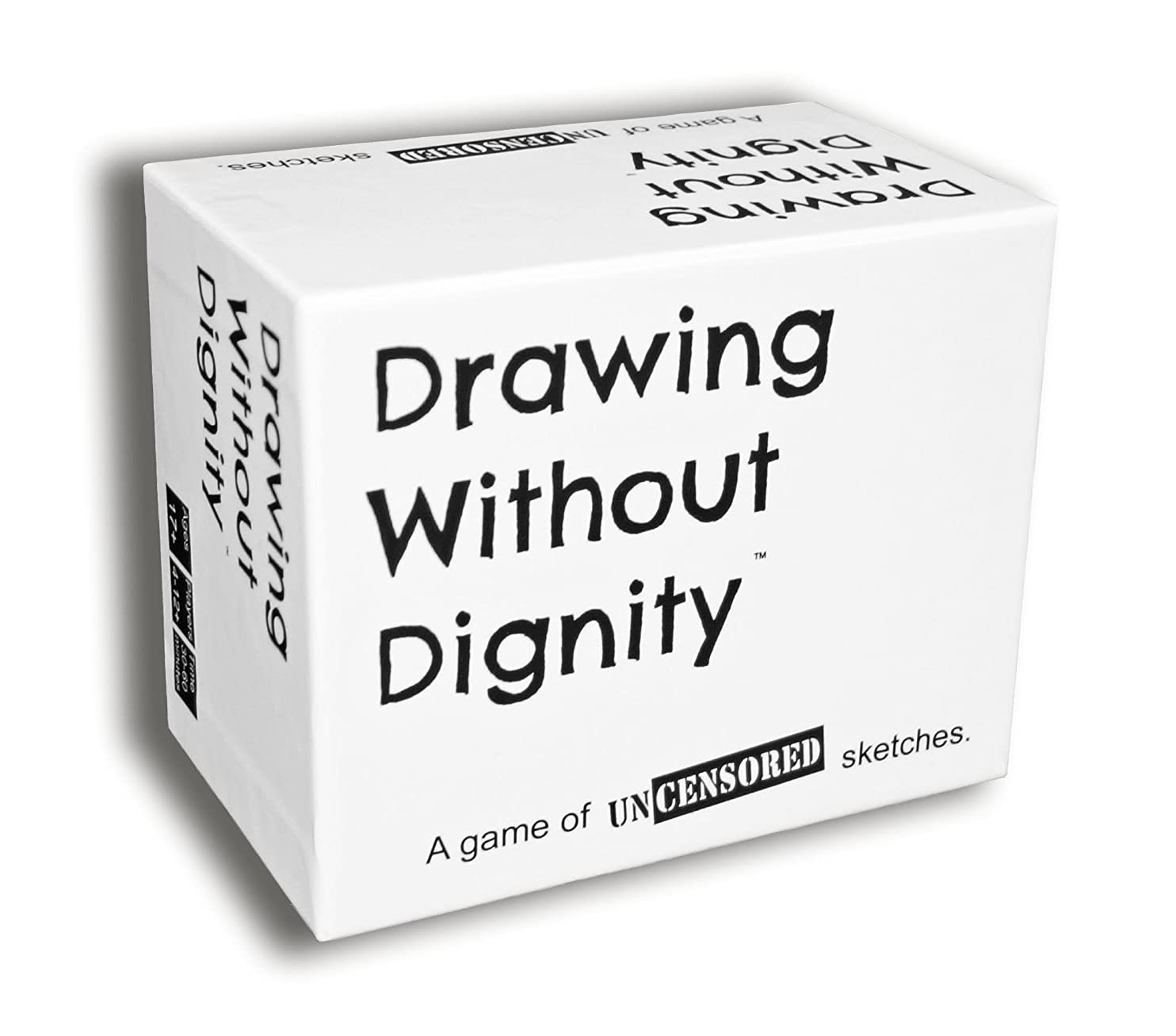 Drawing Without Dignity - an Adult Party Game boaxcfnegkb89