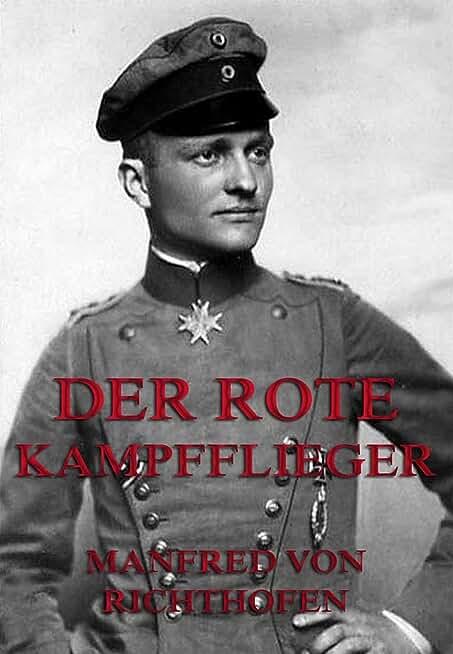 Der rote Kampfflieger (German Edition)