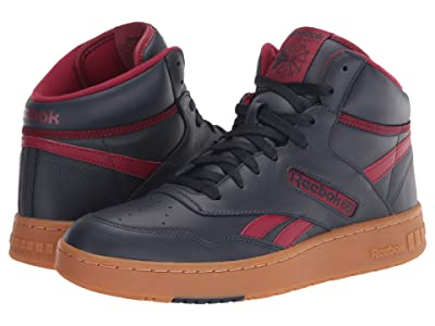 Reebok Lifestyle BB 4600 (Night Navy/Collegiate Burgundy/Reebok Rubber Gum 02) Shoes