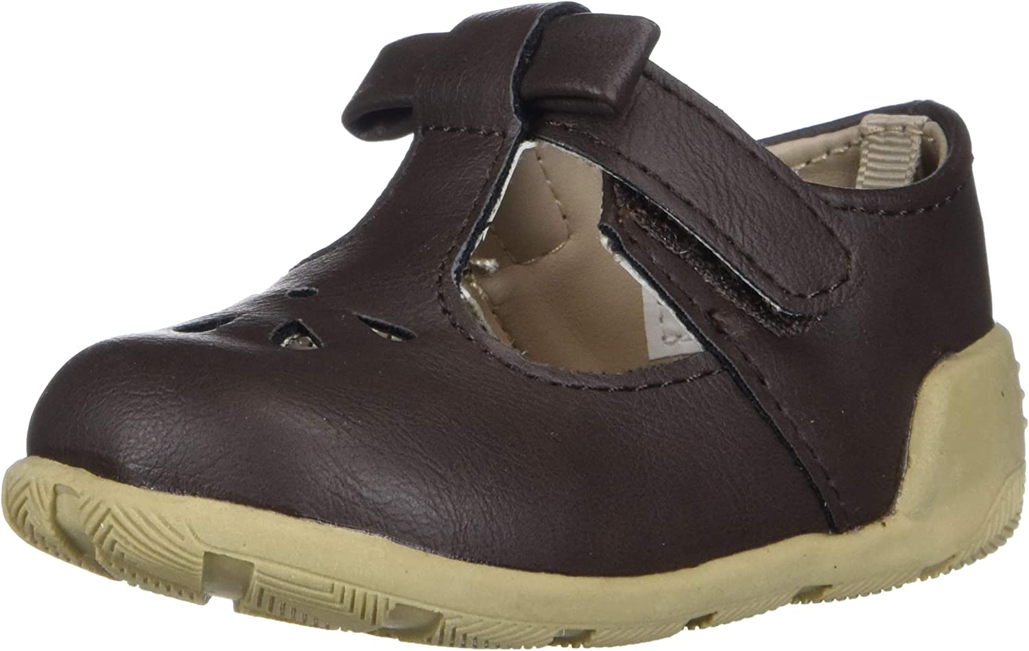 Ranking TOP10 Baby low-pricing Deer Unisex-Child Mary Jane Flat T Strap