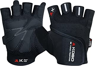 KOBO Fitness Gloves/Weight Lifting Gloves/Gym Gloves (Imported)