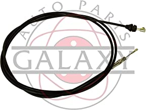 Western Plow Part #56130 - CABLE ASSY 9' BLACK ADJUST