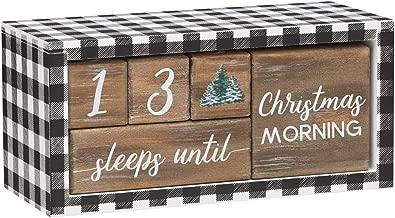 countdown clock till christmas