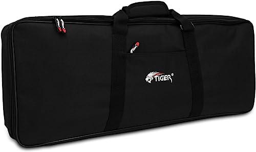 Tiger KGB14-12 Housse pour clavier 76 touches Noir 1279 x 350 x 115 mm