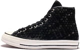Converse CTAS 70 HI Fashion Sneakers 151244C Black Size: 6.5