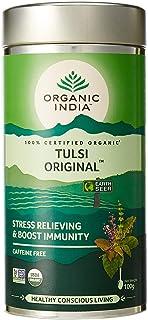 Tulsi Organic Original Loose Leaf Tea 100 g (Pack of 2)