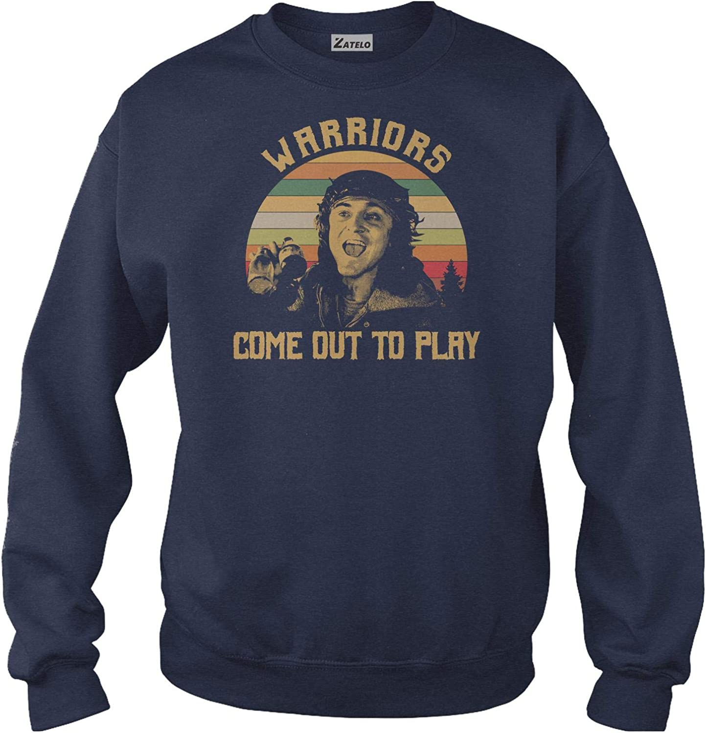 Warriors Come Out to Play - Retro T-Shirt Raleigh A surprise price is realized Mall Vintage
