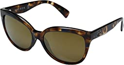 Crystal Oasis/Brown 12 Polarized Gold Mirror