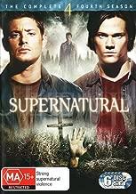 Supernatural S4 (DVD)