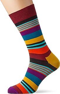 Happy Socks Men's Multi Stripe Sock