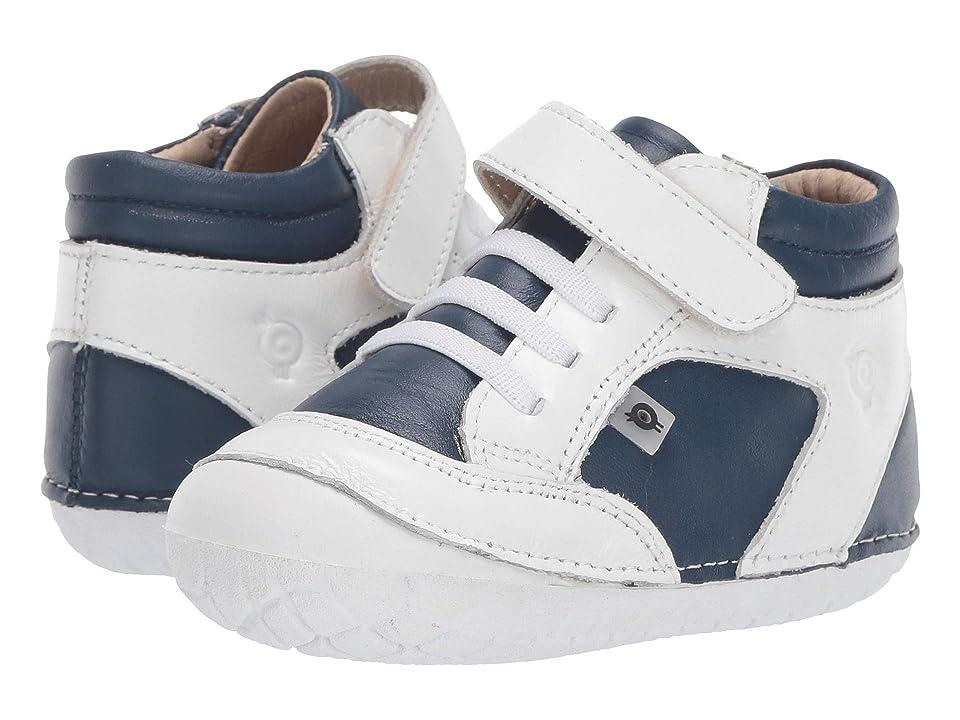 Old Soles Breezy Pave (Infant/Toddler) (Jeans/Snow) Boy