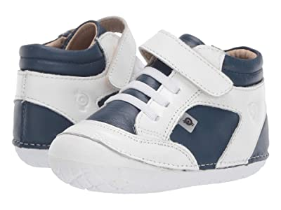 Old Soles Breezy Pave (Infant/Toddler) (Jeans/Snow) Boy