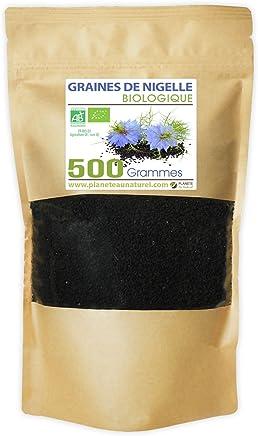 Graines de Nigelle Bio - Nigella Sativa - 500g