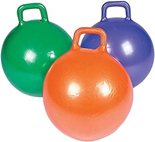 """Fun Express - Secondary Colors Happy Hoppers 18"""" - Toys - Active Play - Recess & PE Play - 6 Pieces"""